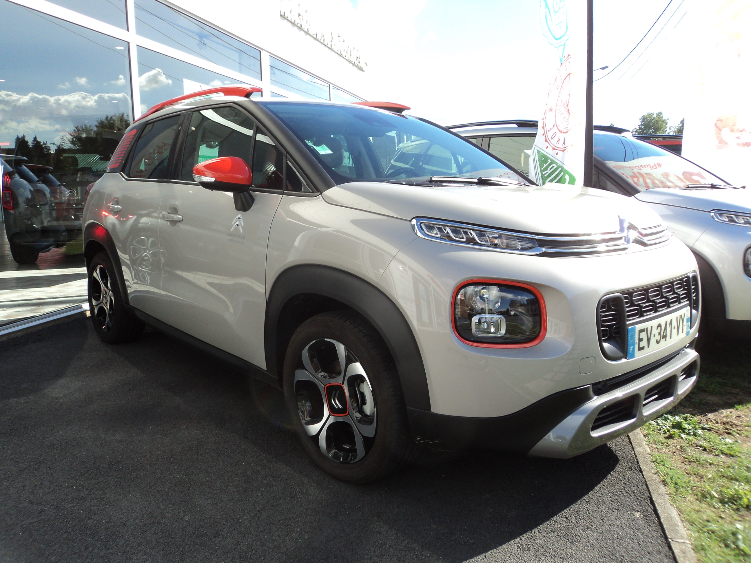 CITROEN C3 AIRCROSS PURE TECH 110 SHINE